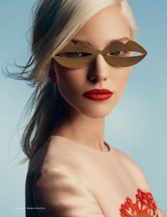 Vogue Russia - January 2014