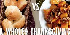 Happy Whole9 Thanksgiving #Paleo