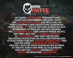 Wer von kennt den Spreepark?  #horrorfakten #horror #fakten