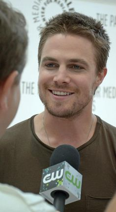 My new future husband in case me and Paul Walker don't work out!   Stephen Amell