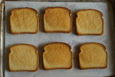 How to test your oven for Hot Spots ~  Place pieces of white bread on a large cookie sheet and bake at 450 for about 10 minutes or so...until browned. Now, take a look at the bread.  Are some pieces more browned than others? If you do notice a big difference in how the bread browned, be sure to rotate your pans during baking.