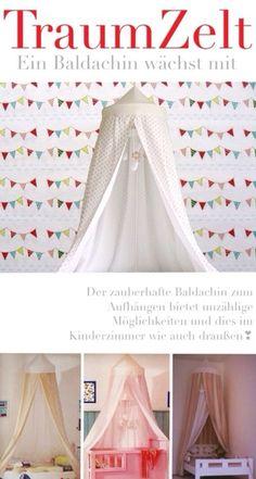 Weiteres - canafas ♥ BALDACHIN 400cm - ein Designerstück von Babika-Zoe bei DaWanda