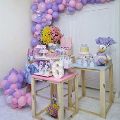 Linda Mini Table da Margarida. Por @donnaideia @locglam @sonhoacucarado @edusilva211 @willbaloes @anthonyvianafotografo #encontrandoideias #blogencontrandoideias #festamargarida