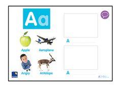 Childcare, Phonics, Alphabet, Activities, Free, Alpha Bet
