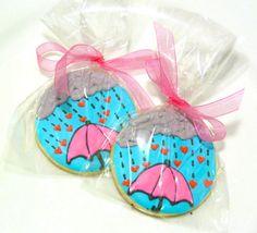 Custom Decorated Gourmet Sugar Cookie Baby by SweetRoseCookies