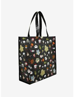 Loungefly The Nightmare Before Christmas Chibi Reusable Tote - BoxLunch Exclusive, Yzma And Kronk, Nightmare Before Christmas Characters, Retro Halloween, Dark And Twisted, Dad Caps, Reusable Shopping Bags, Halloween Outfits, Chibi, Tim Burton