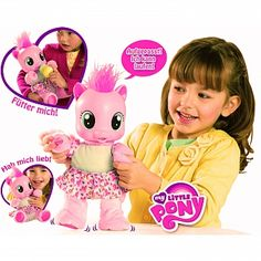 Малютка Пинки Пай My Little Pony Hasbro (Хасбро)