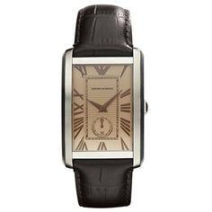 01e4acc851a The EmporioArmani® Emporio Armani Mens Classic Watch