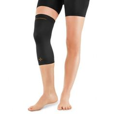 Tommie Copper Women's Compression Knee Sleeve in Black - BedBathandBeyond.com
