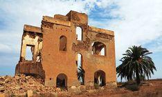 Ruinas de la casa cuartel española cerca de la localidad marroquí de Annual. / Joaquín Mayordomo Sánchez.