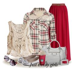 cowboy shirt outfit Everyday summer outfits http://www.justtrendygirls.com/everyday-summer-outfits/