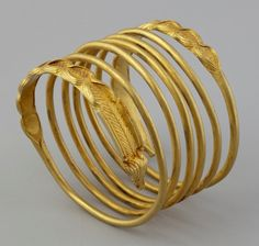The Hunt for Transylvanian Gold Cuff Bracelets, Metal, Spirals, Gold, Romania, Jewelry, Jewlery, Jewerly, Schmuck