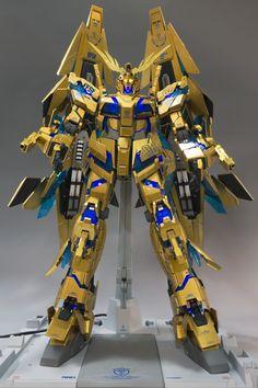 GUNDAM GUY: PG 1/60 Unicorn Gundam Phenex - Painted Build