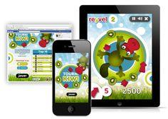 Cadeau : TourniKiwi, notre jeu spécial tablette ! by reymann communication