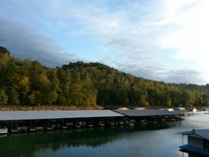 Whitman Hollow Marina...Norris Lake 10/07/12