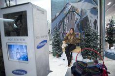 ski lift photo booth - Google Search