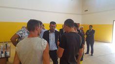 Bari cantiere scuola a San Pio: consegnati i locali al termine degli interventi di riqualificazione affidati ai ragazzi