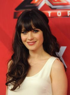 Everyday I ask myself why I'm not Zooey and more importantly, why I don't have her hair.