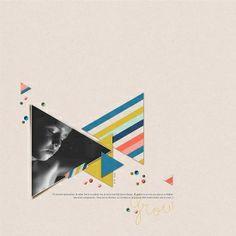 Layout by Leontien | Take Root | One Little Bird + Lauren Grier