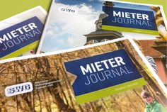 SWG Mieterjournal – Magazin für Mieter @ agentur-setzepfandt&partner