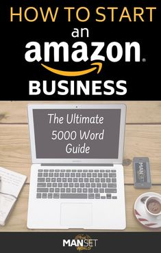 This is the ULTIMATE 5000 word step by step guide on How To Start An Amazon FBA Business. The world of private label, Amazon business is going crazy. But not many people know the steps that you have to take in order to achieve success with Amazon FBA. I've written a 5000 word guide on how to start your own business on Amazon.