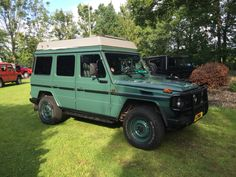 Nice G Camper from Special Mobils