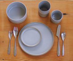 vitrifiedstudio dinnerware set on etsy shop