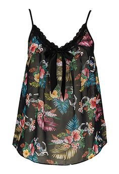 Image for Tropical Anchor Cami Set from Peter Alexander