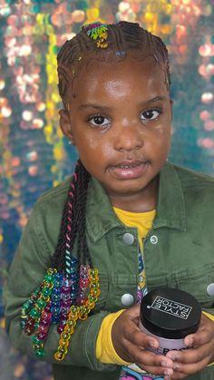 Cornrows For Little Girls, Black Kids Hairstyles, Feed In Braid, Braid Styles, Back To School, Braids, Black Children Hairstyles, Bang Braids, Cornrows