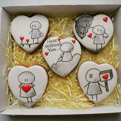 Купить Пряники Любовь - любовь, подарок девушке, подарок жене, подарок мужу…