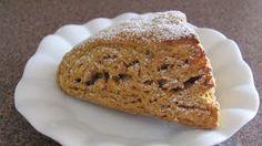 Trobairitz' Table d'hote: Vegan Pumpkin Scones