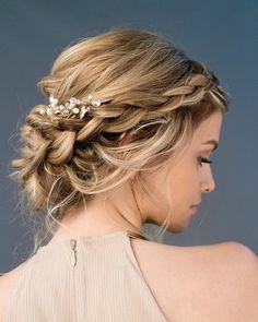 Die 419 Besten Bilder Von Brautfrisuren Bride Groom Dress Bridal
