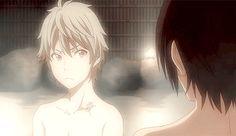 Omfg Yato please -Noragami Aragoto OVA 1 Cute Anime Boy, I Love Anime, All Anime, Anime Boys, Me Me Me Anime, Manga Anime, Sword Art Online, Online Art, Yukine Noragami