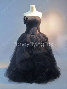 fancyflyingfox.com Offers High Quality Unique Tulle Plus Size Quinceanera Dresses,Priced At Only US$189.00 (Free Shipping)