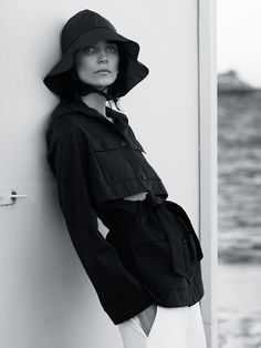 visual optimism; fashion editorials, shows, campaigns & more!: tales of land and sea: janice seinen alida by nicole bentley for vogue australia april 2015