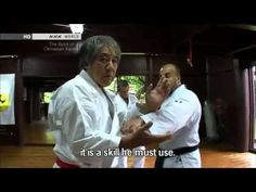 Te - The True Spirit of Karate. Pretty accurate, except for the narrator's pronunciation of karate. It should be (car-ah-teh), not (car-a-tee), with the 'r' sounding almost like an 'l'.