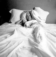 Marilyn by Milton Greene in 1953.