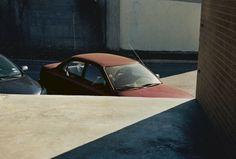Car, Austin, Texas Photography by Louis Heilbronn