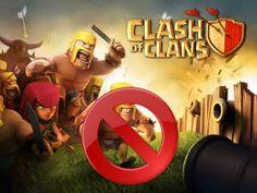 Comment supprimer son village Clash of Clans ? : http://www.me-desinscrire.fr/services-internet/paris-jeux-en-ligne/supprimer-recuperer-village-clash-of-clans/