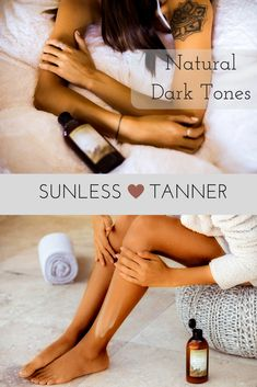 This revolutionary self-tanner provides beautiful color while benefiting your skin with botanical ingredients.  It is made with nature's vitamin rich oils and butters that give you a luminous look and a flawless tan.