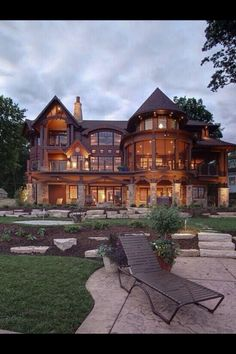 can u imagine people who never even had a home being resurrected to a world where all can live and enjoy things like this home?
