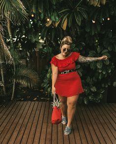 Women S Plus Size Dresses At Nordstrom Product Curvy Fashion, Look Fashion, Plus Size Fashion, Fashion Outfits, Trendy Fashion, Affordable Fashion, Plus Size Bikini Bottoms, Women's Plus Size Swimwear, Plus Size Dresses