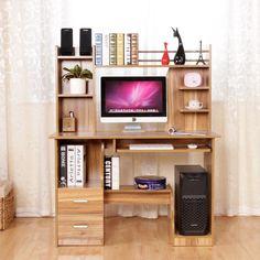 1.1 m long green escritorio de la computadora de escritorio estantería estantería armario simple combinación de bajo escritorio estante para libros libros en la mesa