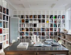 lots of room for book storage! #office