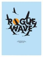 Rogue Wave Poster - Great American Music Hall, San Francisco - The Small Stakes