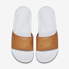 reputable site 3d641 e3f38 Nike Benassi Just Do It Womens Slide. Nike Store