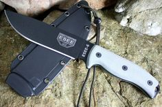 ESEE 6P-B Plain Edge Fixed Blade Survival Knife – Product REVIEW