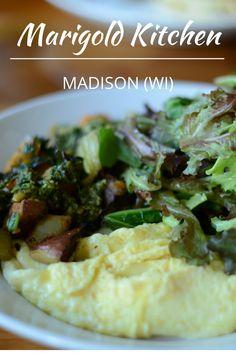 Marigold Kitchen // Madison Wisconsin
