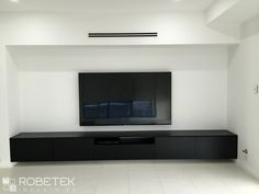 Custom floating tv units – in many modern living rooms today a tv unit often becomes Entertainment Center, Floating Entertainment Unit, Floating Tv Unit, Floating Tv Stand, Built In Shelves Living Room, Living Room Tv Unit, Living Room Modern, Living Rooms, Corner Tv