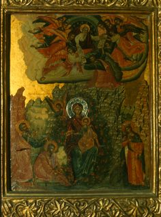 Church Interior, Byzantine Art, Orthodox Icons, Mother And Child, Christianity, Religion, Images, The Originals, Beautiful